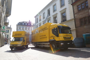 Transport d'entreprises et boutiques
