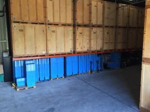 Gardiennage meubles et biens court et long terme Vaudois