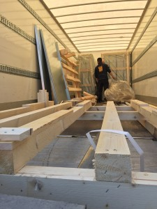 Camion déménagements pour entreprises